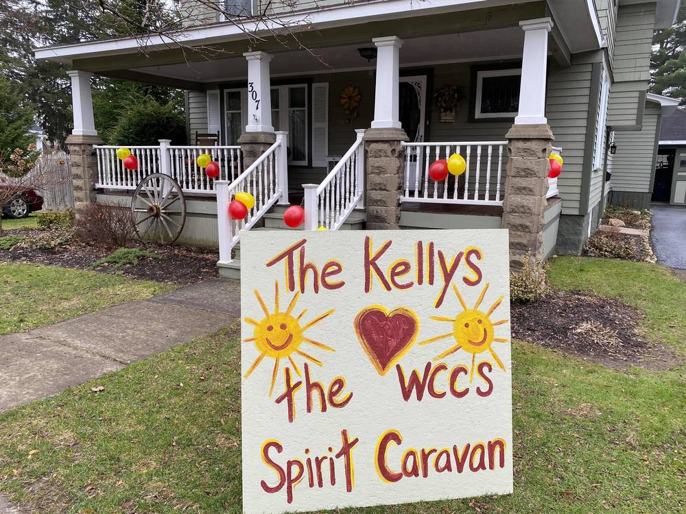 Watch the Video: WC Spirit Caravan!